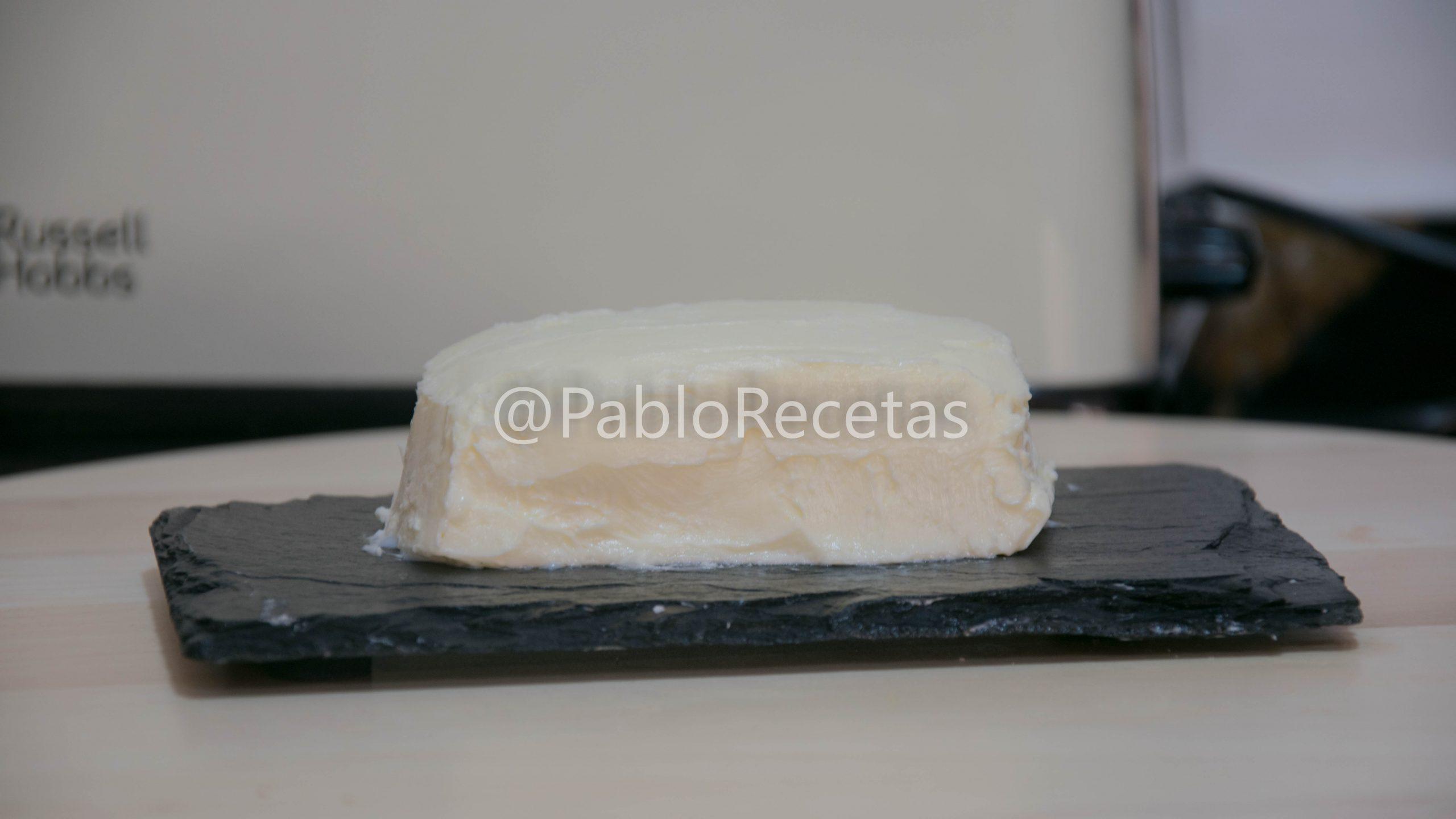 Resultado final de la mantequilla - Pablo Recetas