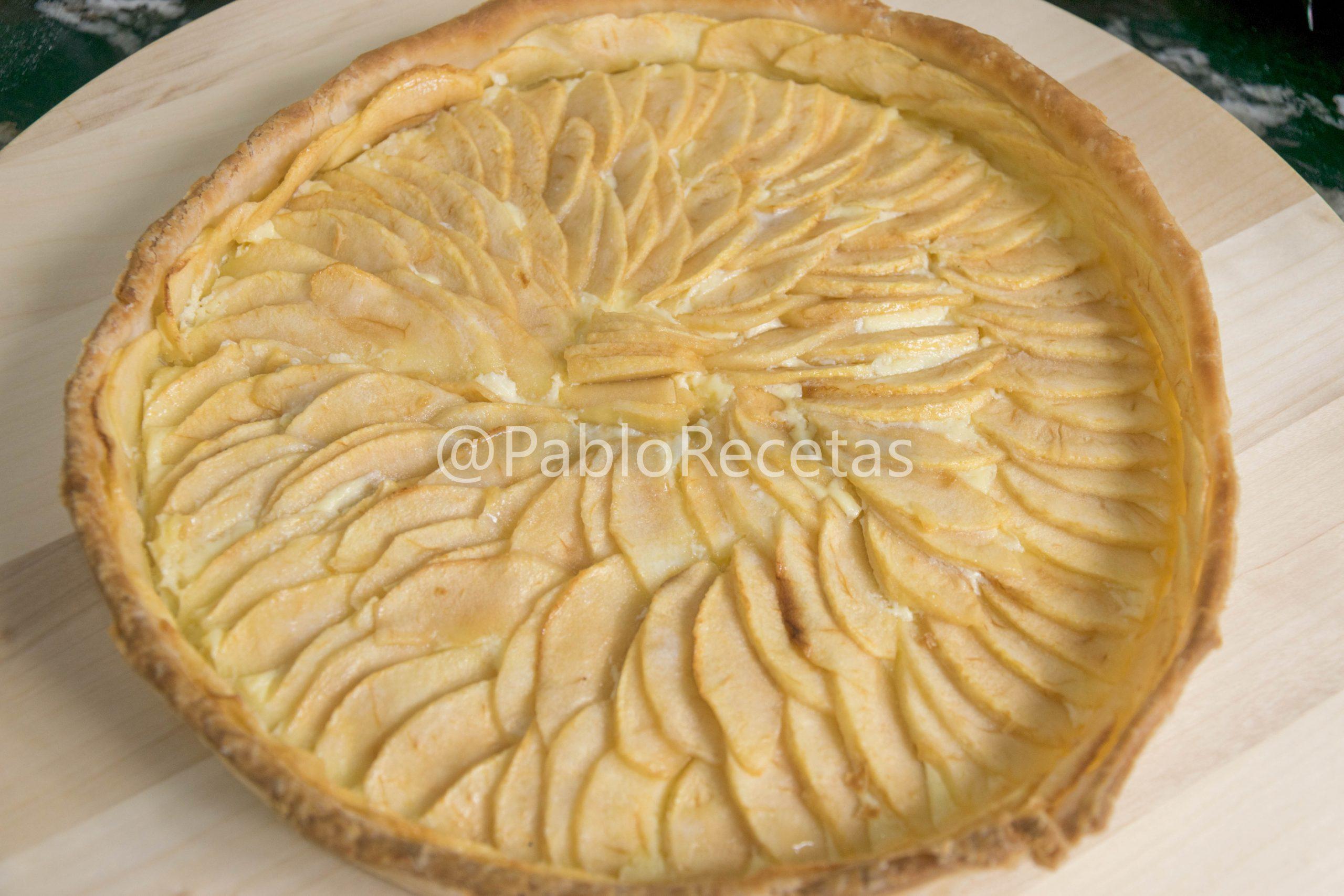 Tarta de Manzana.