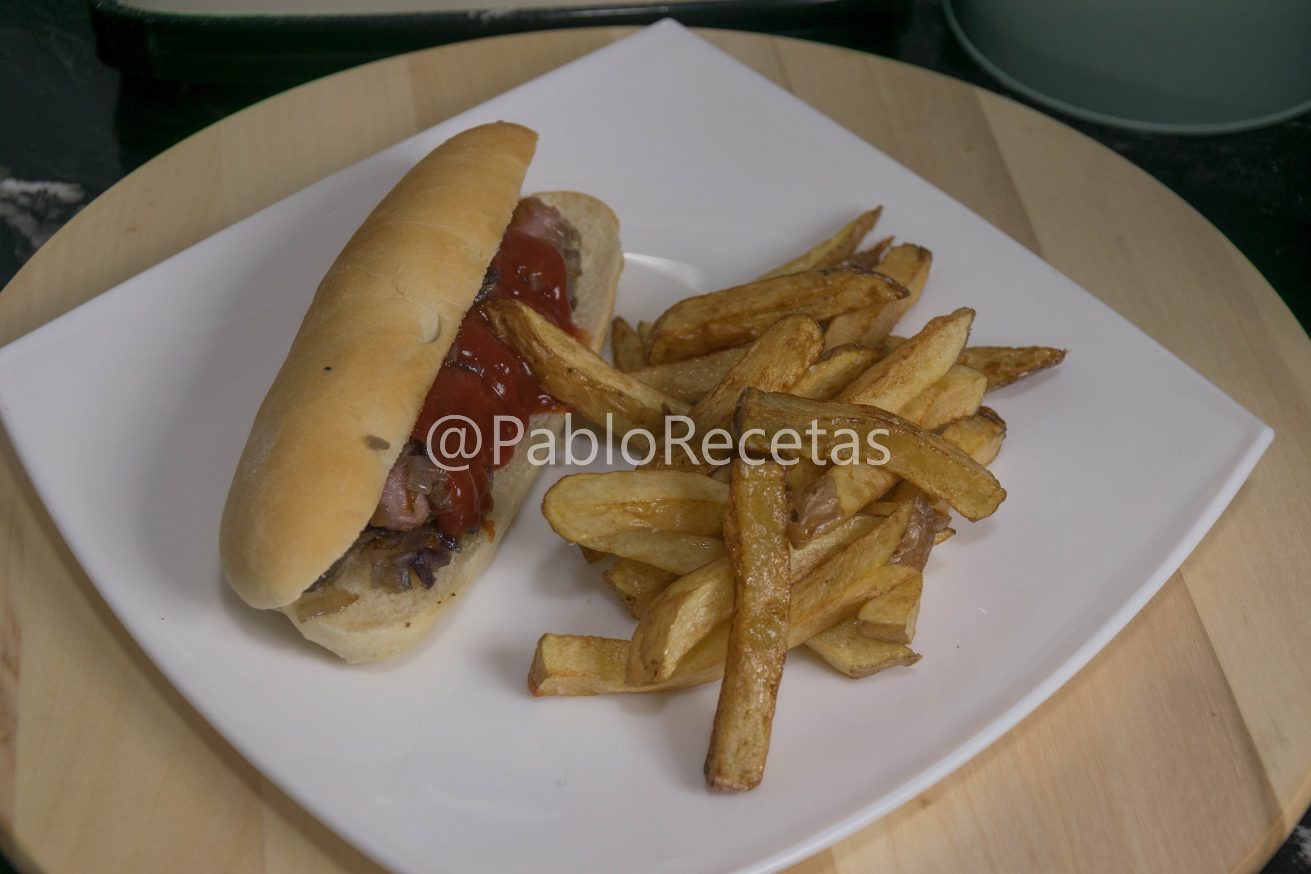 pan de hot dog